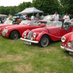 Classic car show and Jewellery Open Day a great success